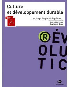 Culture et développement durable [PDF]