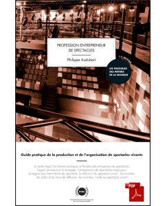 Profession entrepreneur de spectacles [PDF]